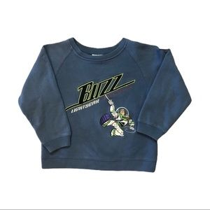 Vintage Disney Toy Story Buzz Lightyear Sweatshirt